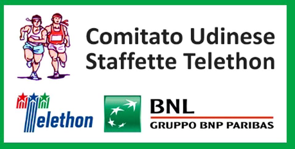 Comitato Udinese Staffette Telethon