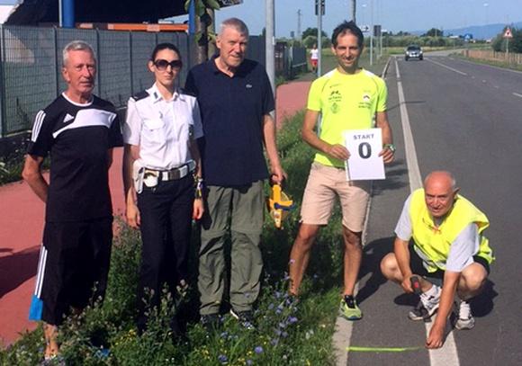 Maratonina di Udine certificazione nuovo percorso