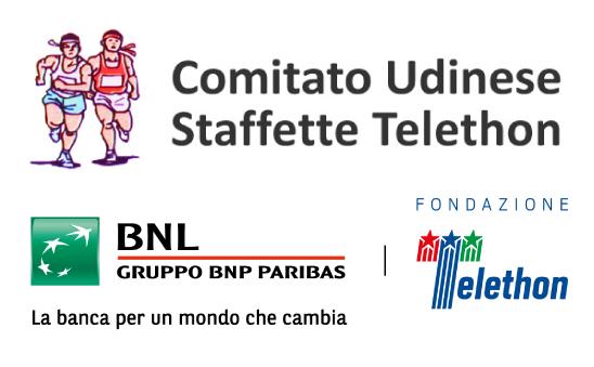 19ª Staffetta 24x1H Telethon – Udine, 2-3 dicembre