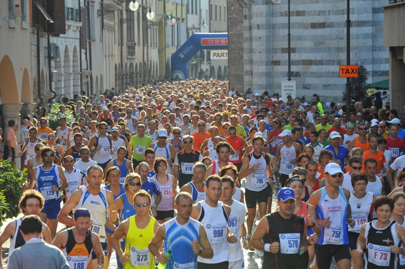 Maratonina di Udine 2009 © Lanuovaera