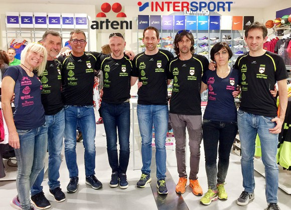 Corsi di Corsa Udine 2018 Staff