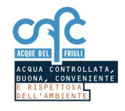 logo CAFC Acque del Friuli