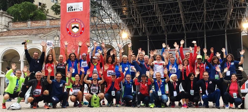 Gruppo Associazione Maratonina Udinese foto 2018