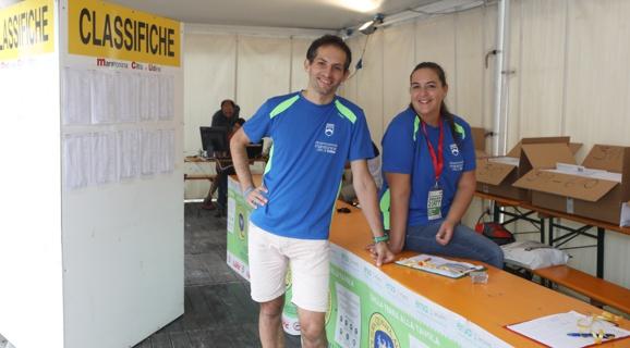 Maratonina di Udine cerchiamo volontari