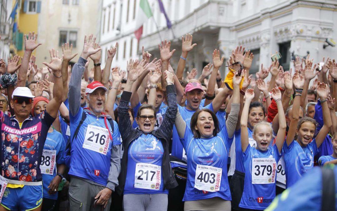 StraUdine 7,5 km run