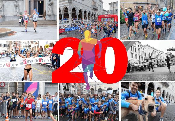 Al via la 20 Maratonina Internazionale Città di Udine