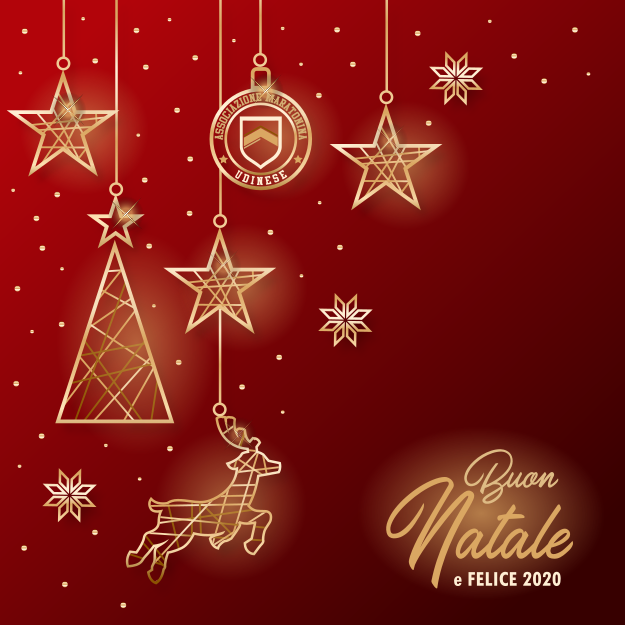 Buon Natale e felice 2020 -Sfondo vettore by pikisuperstar - it.freepik.com