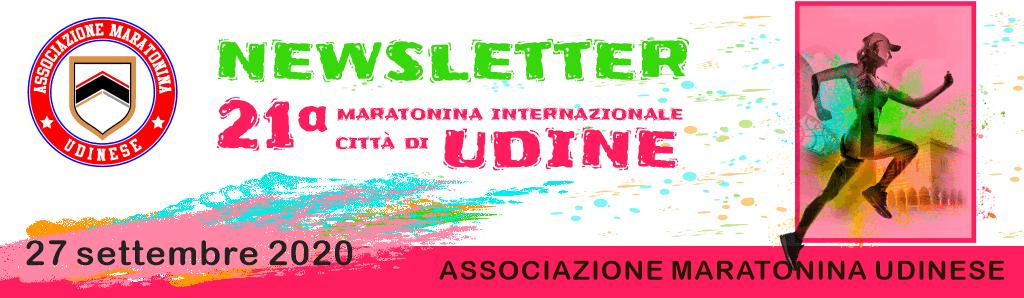 Maratonina di Udine 2020