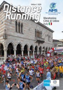 Udine in copertina Distance Running