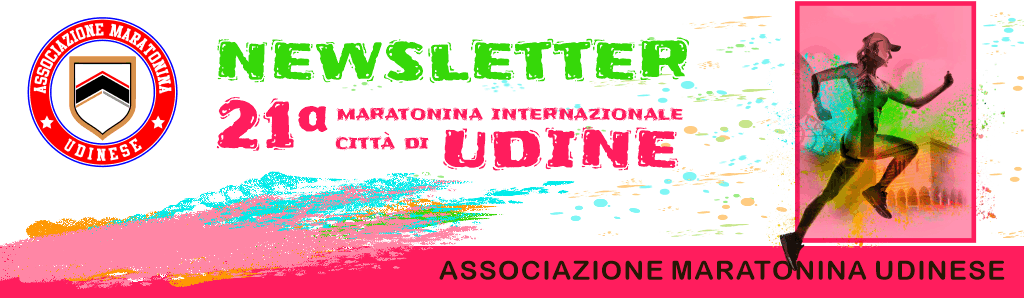 Newsletter Maratonina 2020