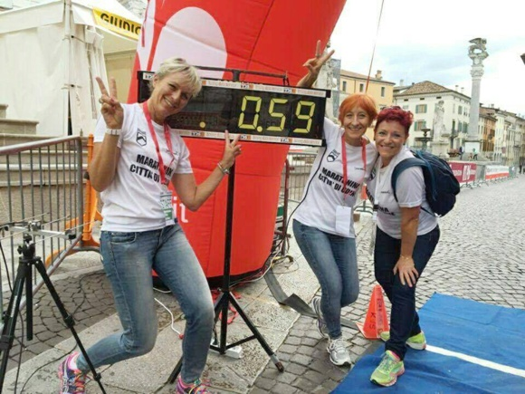 Volontari Maratonina Udine