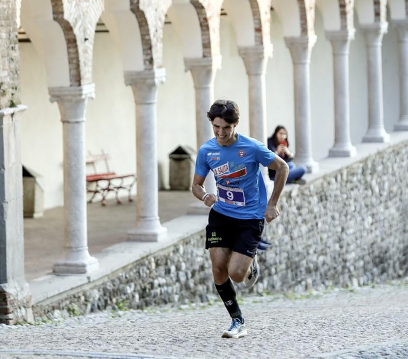 Salita Castello Udine 2021